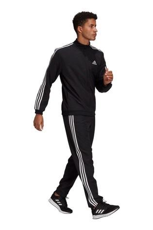 adidas 3 Stripe Woven Tracksuit