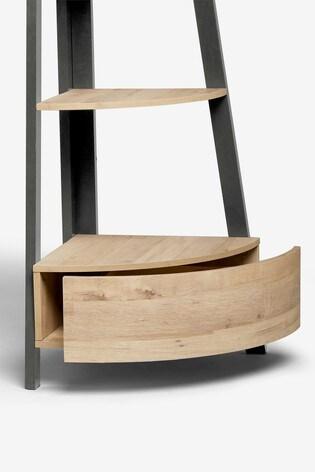 Bronx Corner Ladder Shelf