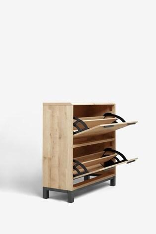Bronx Compact Shoe Storage