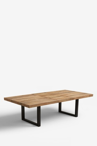 Brooklyn 6-8 Extending Dining Table
