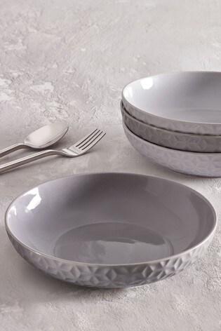 Kendall Set of 4 Pasta Bowls