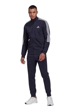 adidas 3 Stripe Tracksuit