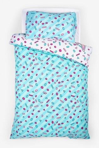 L.O.L. Surprise! Reversible Duvet Cover and Pillowcase Set