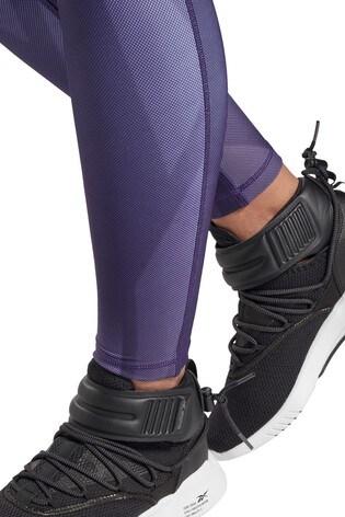Reebok Luxe High Waisted Leggings