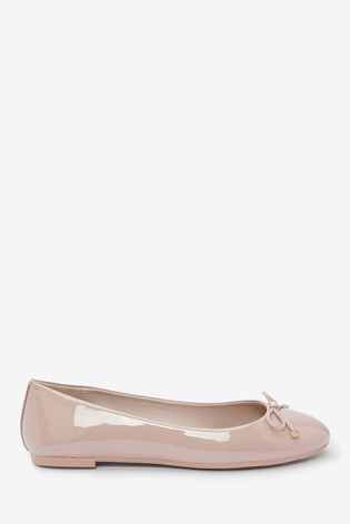 Nude Regular/Wide Fit Forever Comfort™ Ballerina Shoes