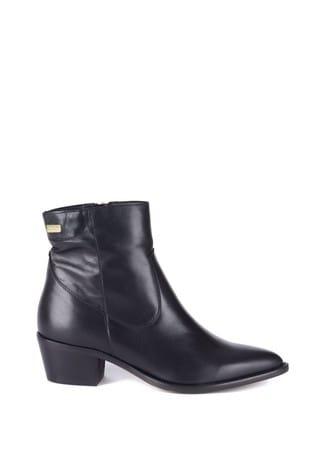 Barbour® International Black Isabel Chelsea Boots