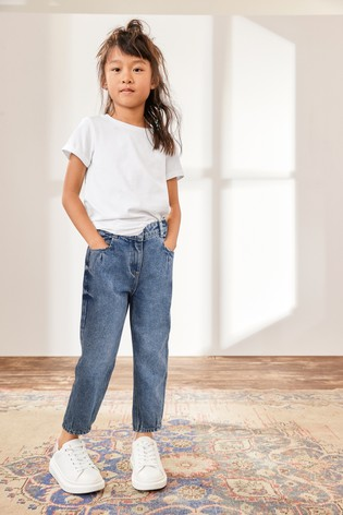 Blue Barrel Jeans (3-16yrs)