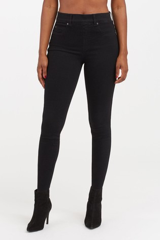 Spanx Clean Denim Skinny Jeans