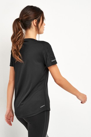 adidas Run It 3 Stripe T-Shirt
