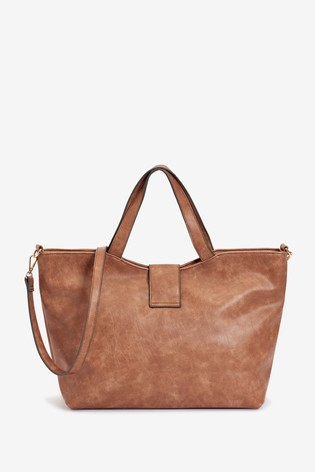 Tan Multi Wear Grab Bag