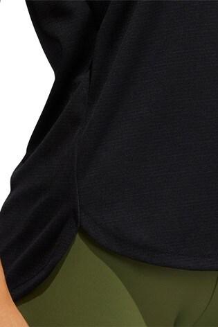 adidas Black Badge of Sport Logo T-Shirt