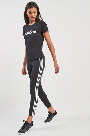 adidas Essential 3 Stripe Leggings