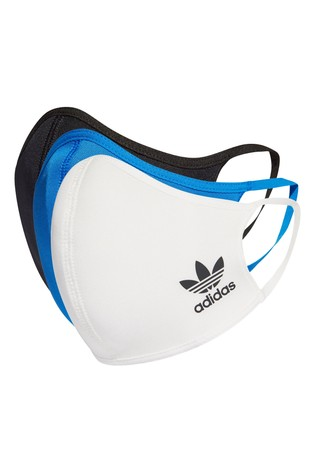 adidas Originals XS/S Face Covering 3 Pack