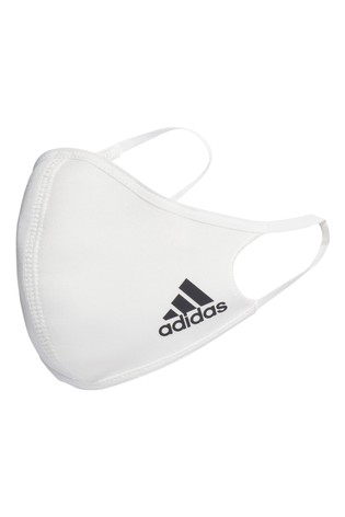 adidas XS/S Face Coverings Three Pack