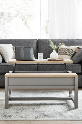 Malvern Coffee Table To Desk