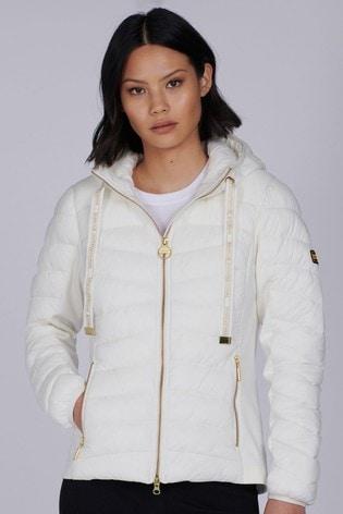 Barbour® International Padded Grid Jacket
