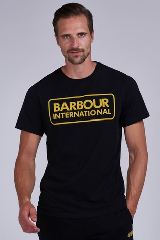 Barbour® International Large Logo T-Shirt