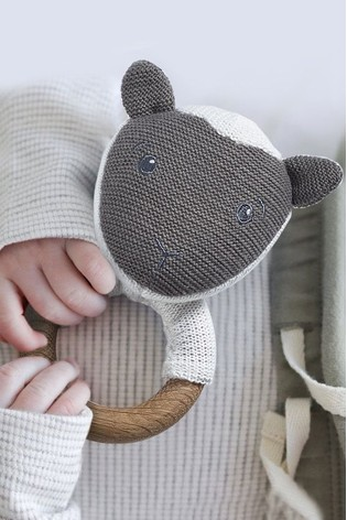 Unisex Sheep Rattle