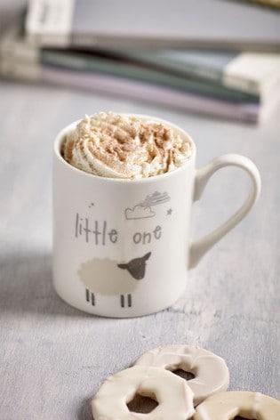 Unisex Sheep Little One Mug