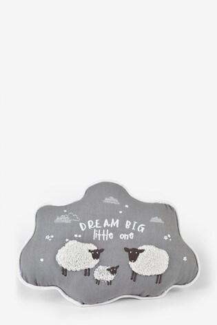 Unisex Sheep Cushion
