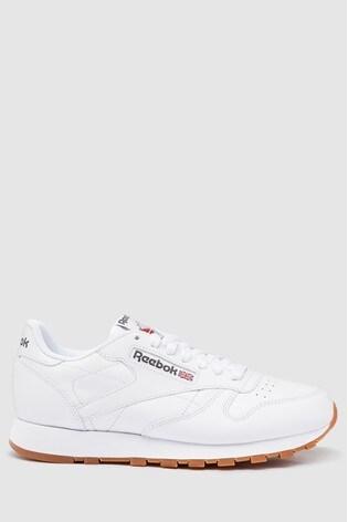 Reebok White Classic Trainers
