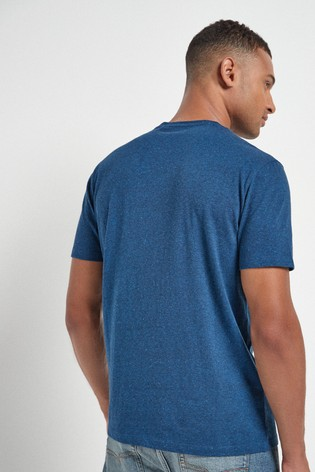 Teal Marl Graphic T-Shirt