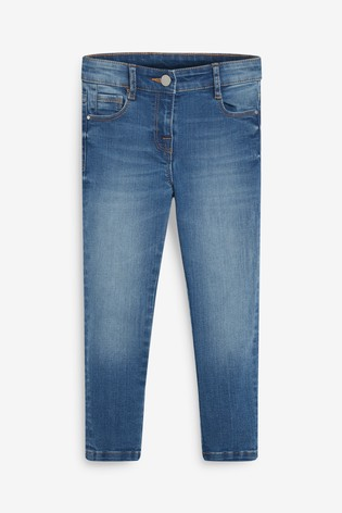 Mid Blue Skinny Jeans (3-16yrs)