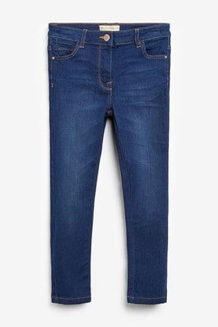 Dark Blue Skinny Jeans (3-16yrs)