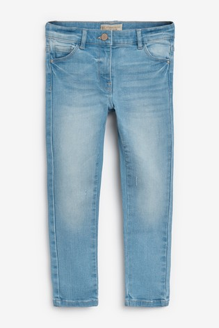 Light Blue Skinny Jeans (3-16yrs)