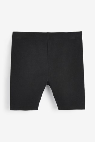 Black Cycle Shorts (3-16yrs)