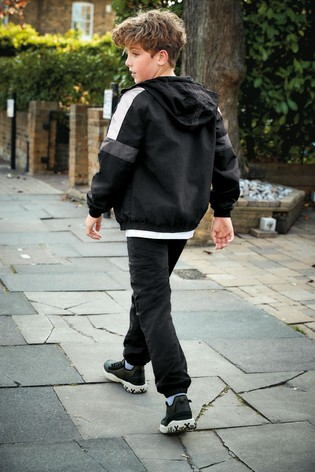 Black Tracksuit (3-16yrs)