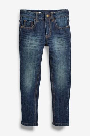 Vintage Skinny Fit Five Pocket Jeans (3-16yrs)