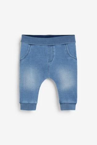 Blue Denim Jeggings (0mths-2yrs)