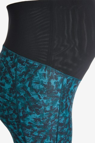 Blue Print Maternity Over the Bump Sports Leggings