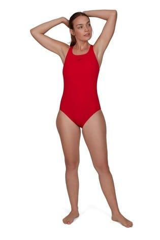 Speedo® Essential Medalist Swimsuit