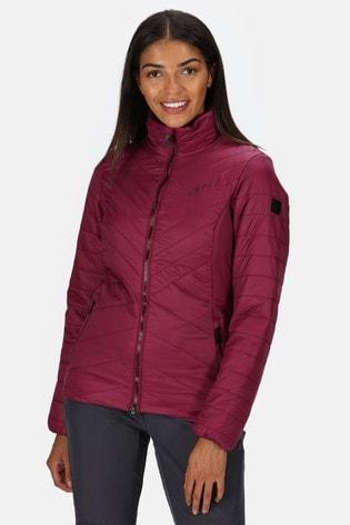 Regatta Purple Voltera Loft Insulated Heated Jacket