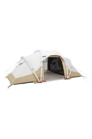 Decathlon Air Seconds 4.2 Xl Fresh & Black Tent 4 Person Quechua