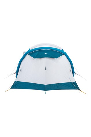 Decathlon Inflatable Tent Air Seconds 6.3 6 People 3 Bedrooms Quechua