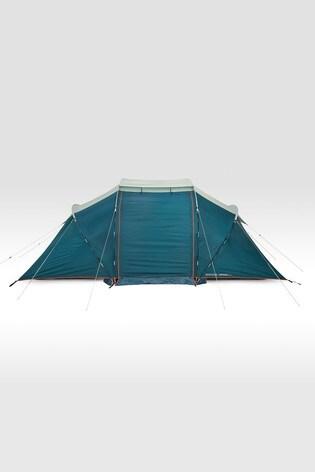 Decathlon Camping Tent Arpenaz 4.2 4 Person 2 Bedrooms Quechua