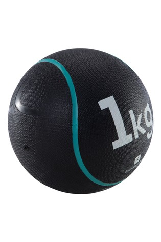 Decathlon Medicine Ball 1 Kg Diameter 20cm Domyos