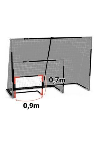 Decathlon Football Goal Sg500 Size S Kipsta