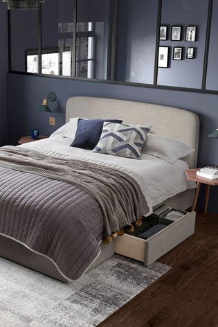 Matson Two Drawer Bed