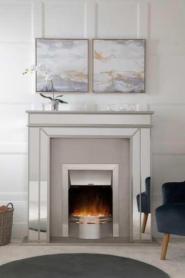 Mirror Fire Surround