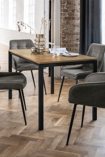 Elliot 6 Seater Dining Table
