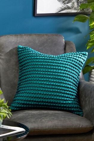 Bobble Small Square Cushion