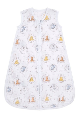 aden + anais® Essentials 1.0 TOG Summer Sleeping Bag - Winnie + Friends