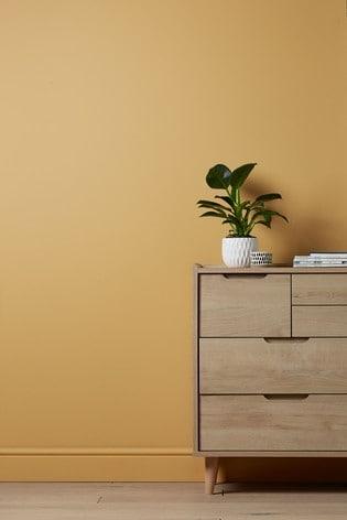 Honey Ochre Matt Emulsion 750ml Paint