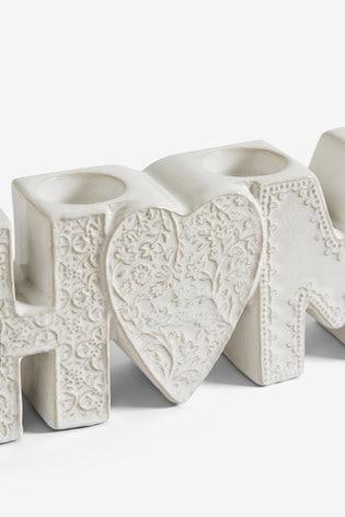Home Ceramic Tealight Holder