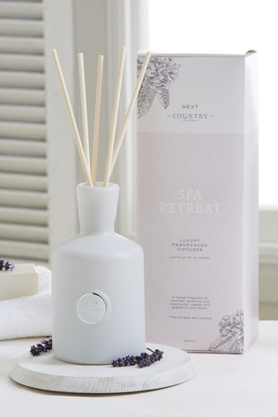 Spa Retreat Country Luxe 400ml Diffuser