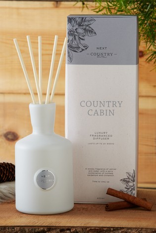 Country Cabin Country Luxe 400ml Diffuser